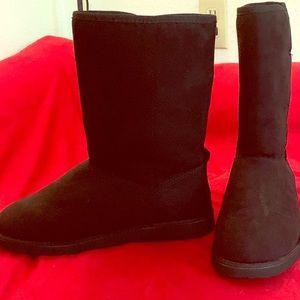 OldNavy Black Boots